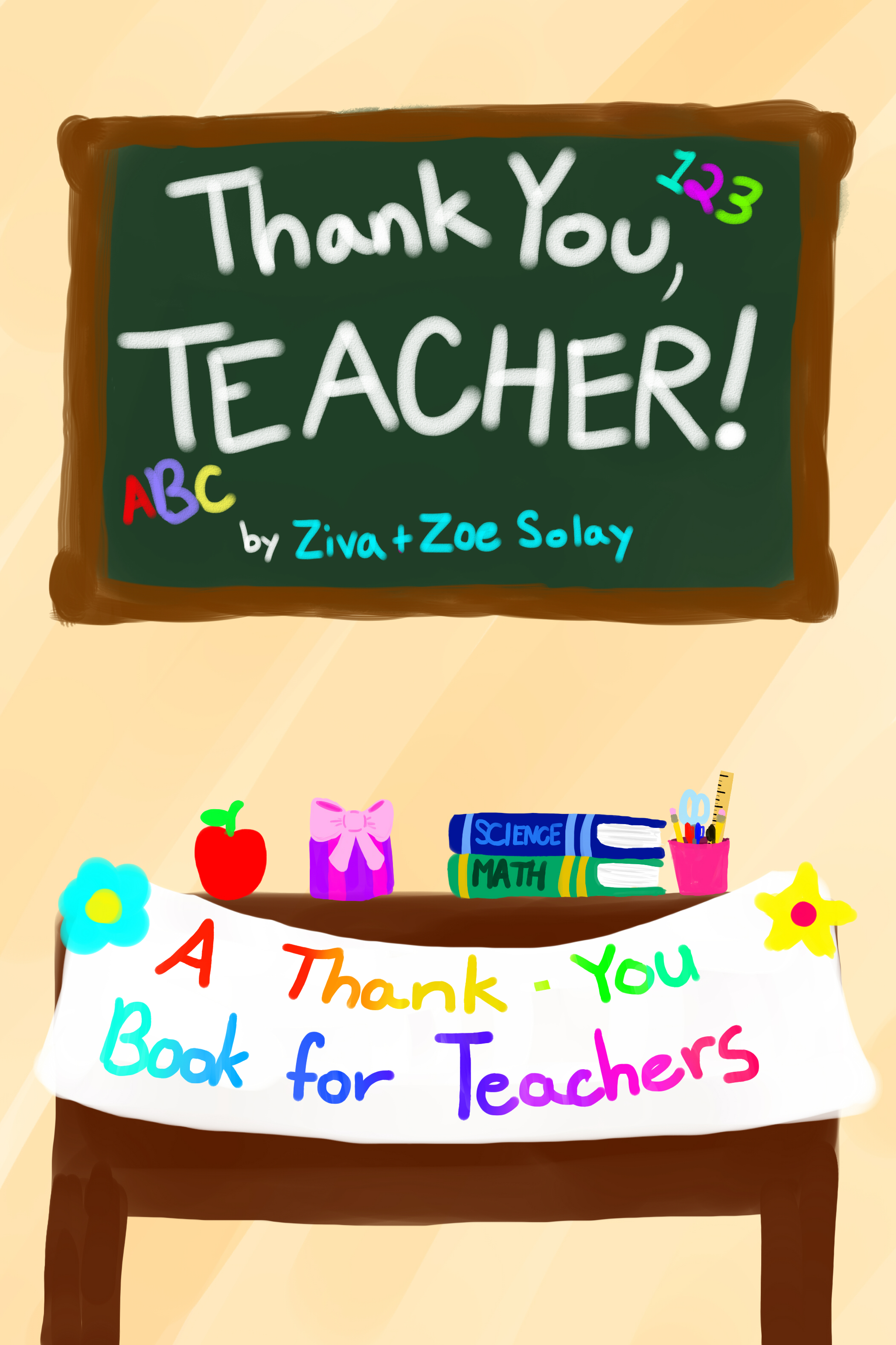 Thank You Gift Book For Teachers Dynamic Publishing Co